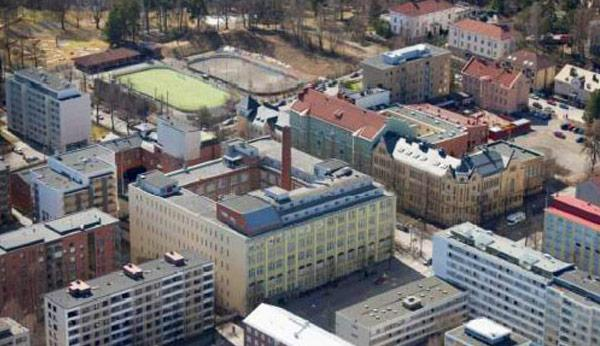 One Click LCA was used by the City of Tampere for their Satamakatu social center conversion and renovation.