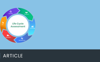 Life-Cycle Assessment explained