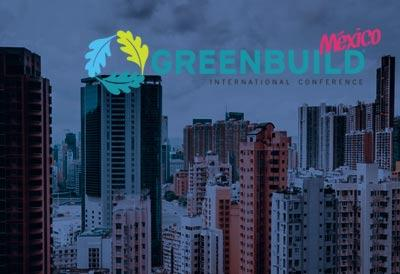We will be at Greenbuild Mexico presenting our paper on Life Cycle Assessment for LEED v4 and Ecodesign.