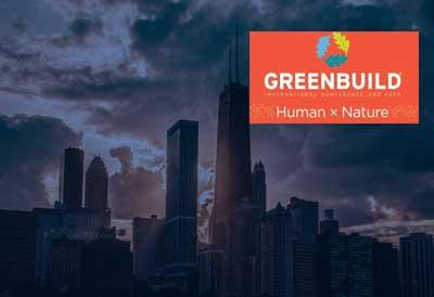 Cutting edge in embodied carbon reduction [Breakfast event] at Greenbuild Chicago 2018.