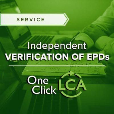 Have an EPD needing verification? We offer verification for RTS, International EPD System and EPD Norge.