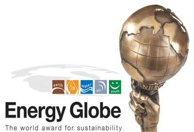 One Click LCA is the Energy Globe Award Winner for Finland.