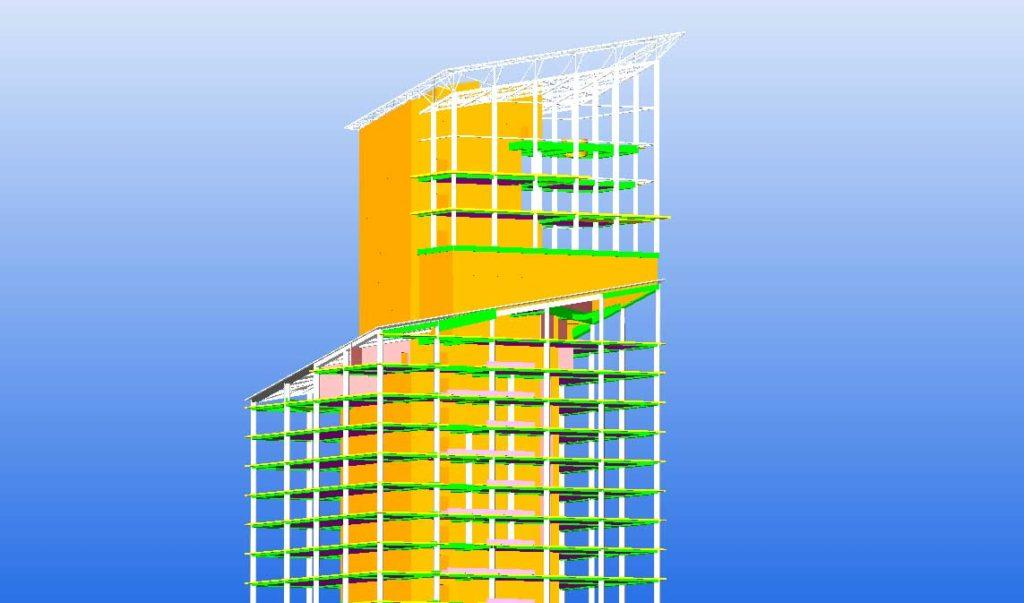 Integrate BIM with Building Life Cycle Assessment for more sustainable design.