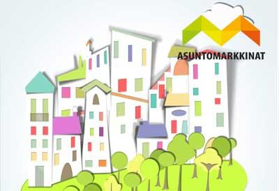 We are a finalist in Finland's Housing Market Innovation Competition