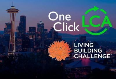 Living Future unConference 2019 with One Click LCA