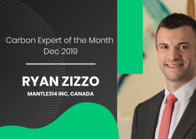 Carbon Expert of the Month – Ryan Zizzo from Mantle314
