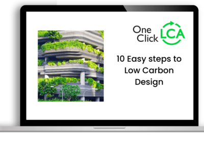 [Recorded webinar]10 Easy steps to Low Carbon Design