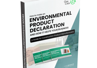 [Ebook] How to make an EPD and how it helps your business