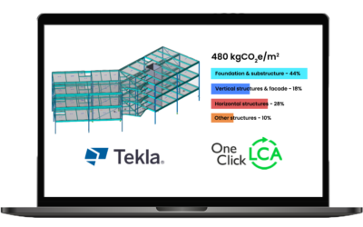 [Recorded webinar] How to reduce embodied carbon of structures with BIM automation and manufacturer-specific data