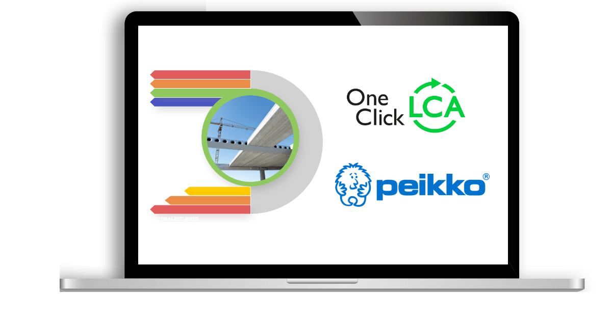 [LIVE WEBINAR]How to design low-carbon, circular steel & concrete structures – case Peikko